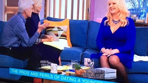 THIS MORNING WITH PHIL AND HOLLY